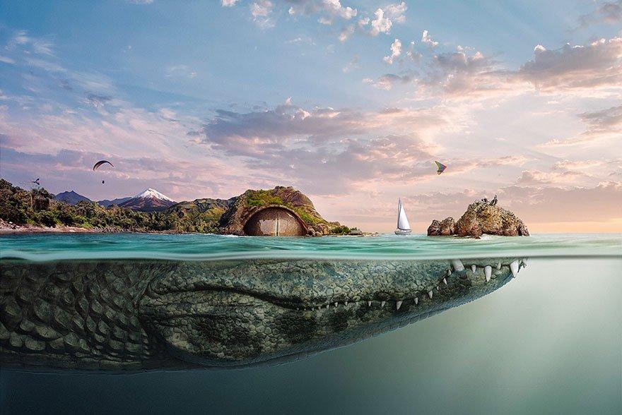 animals-landscapes-digital-art-all-you-need-is-ecuador-tourism-board-manipula-2
