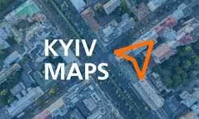 Kyivmaps