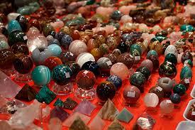выставка камней