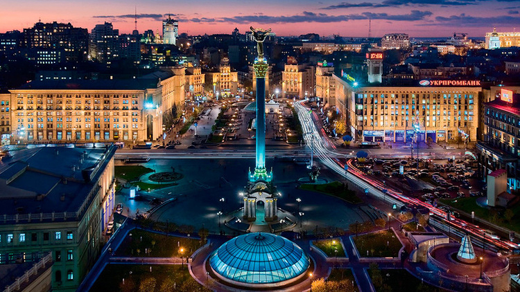 Kyivmaps — сайт