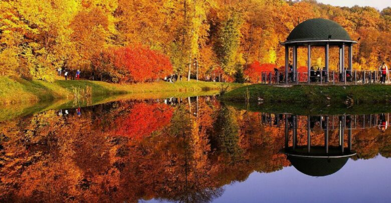Парки Киева и природа