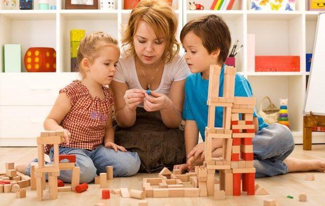 Обучение детей необходимым навыкам