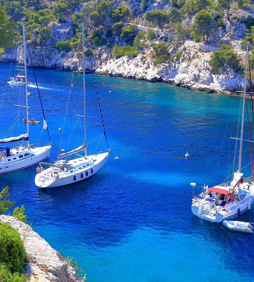 Яхты для тимбилдинга и активного семейного отдыха