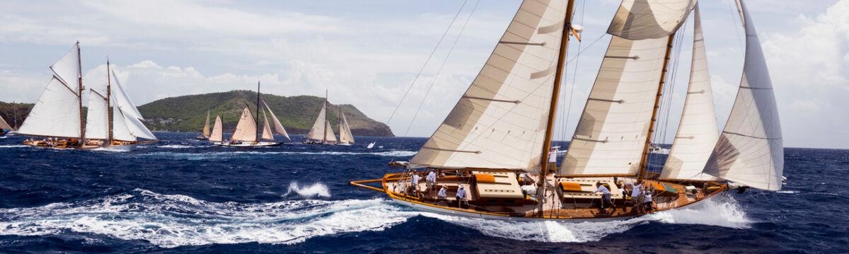 Классические парусные яхты - плюсы и минусы